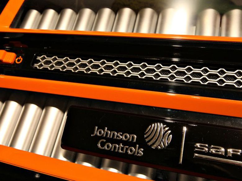Johnson Controls' Power Solutions business produces batteries for global automakers and retailers for use in nearly all types of vehicles, including hybrid and electrical models.Daniel Acker/Bloomberg