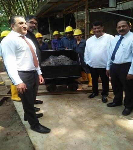 ceylon graphite matural graphite commercial mining operation